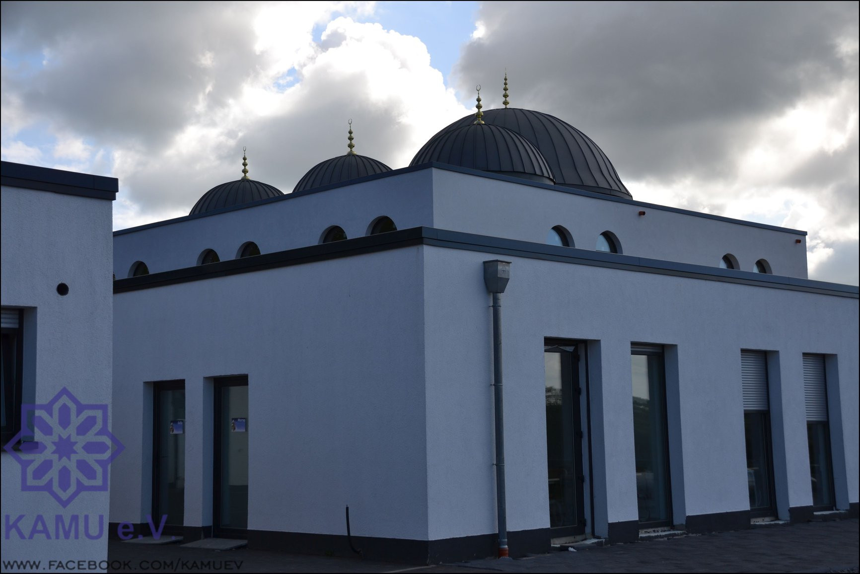 New mosque in Achim