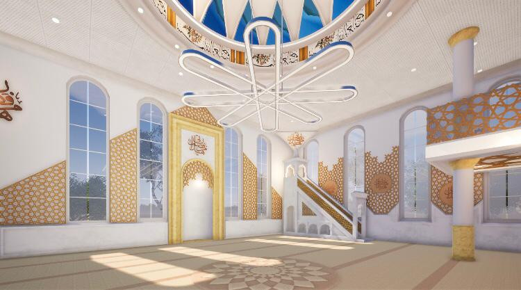 New Mosque in Duisburg